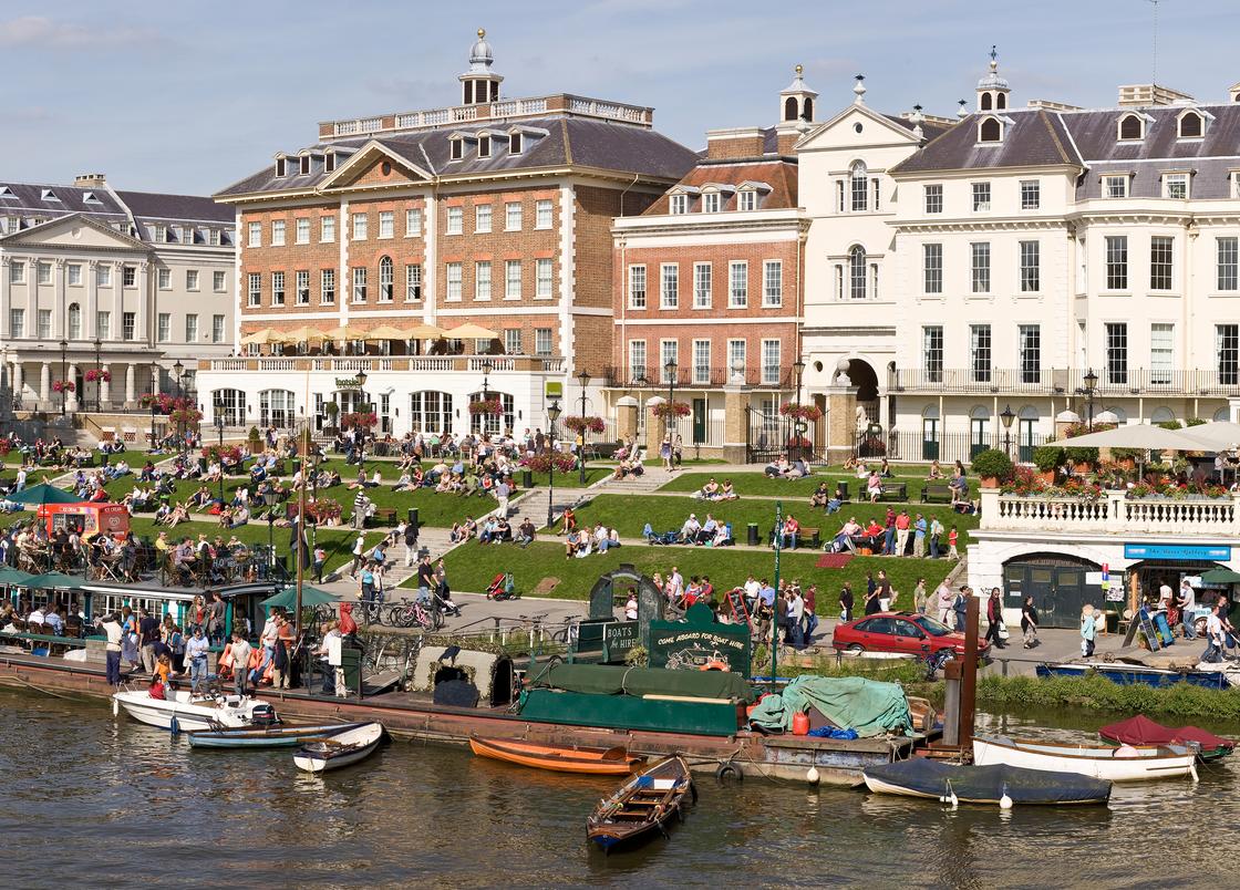 Cursos de Inglés en Londres Richmond Upon Thames
