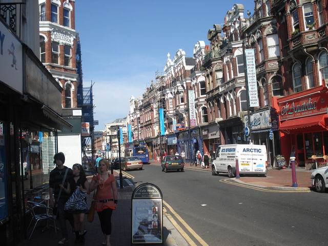 Course English in Eastbourne