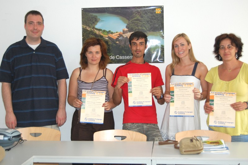 Course German in Heidelberg