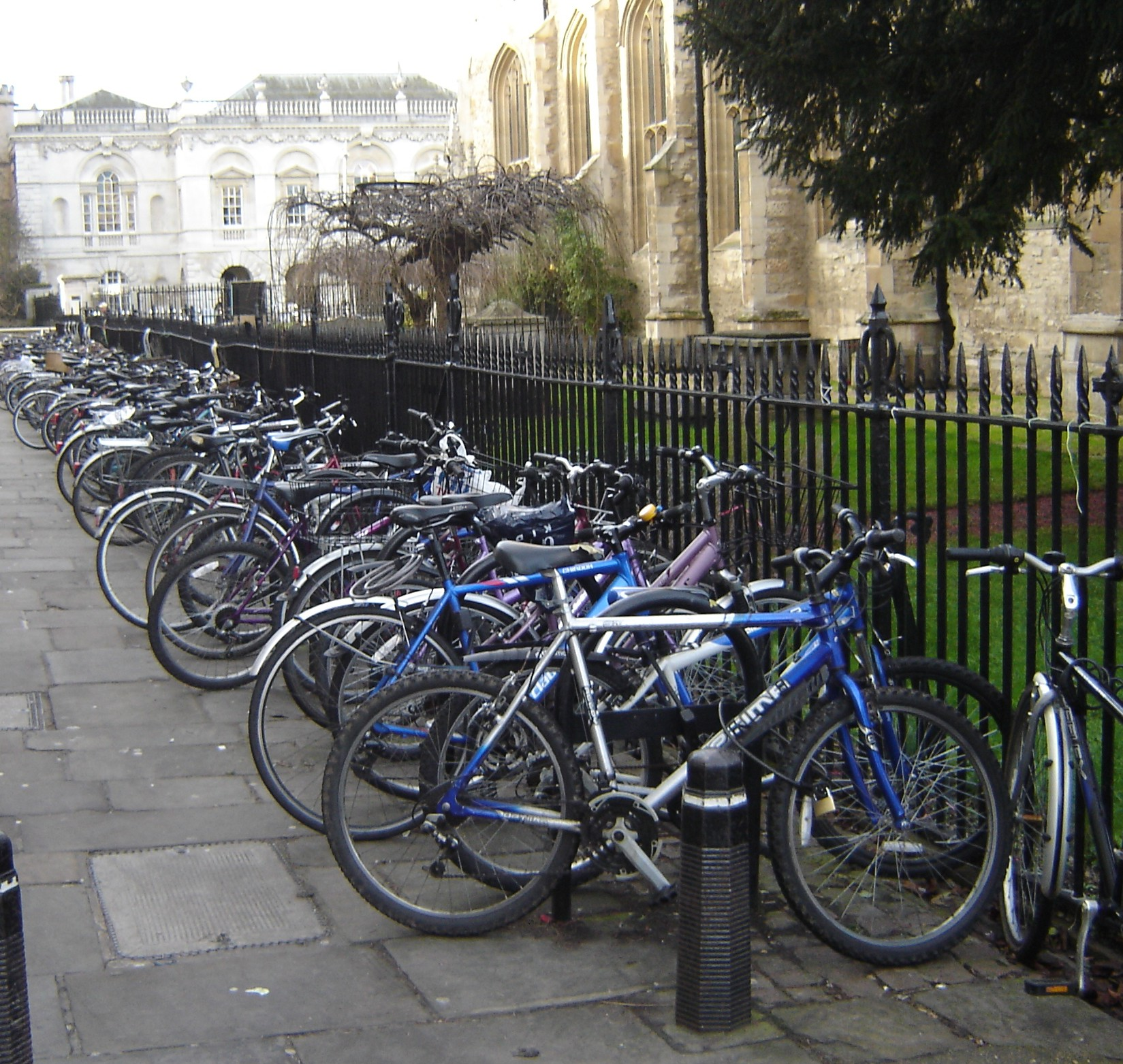 Oxford Market Street